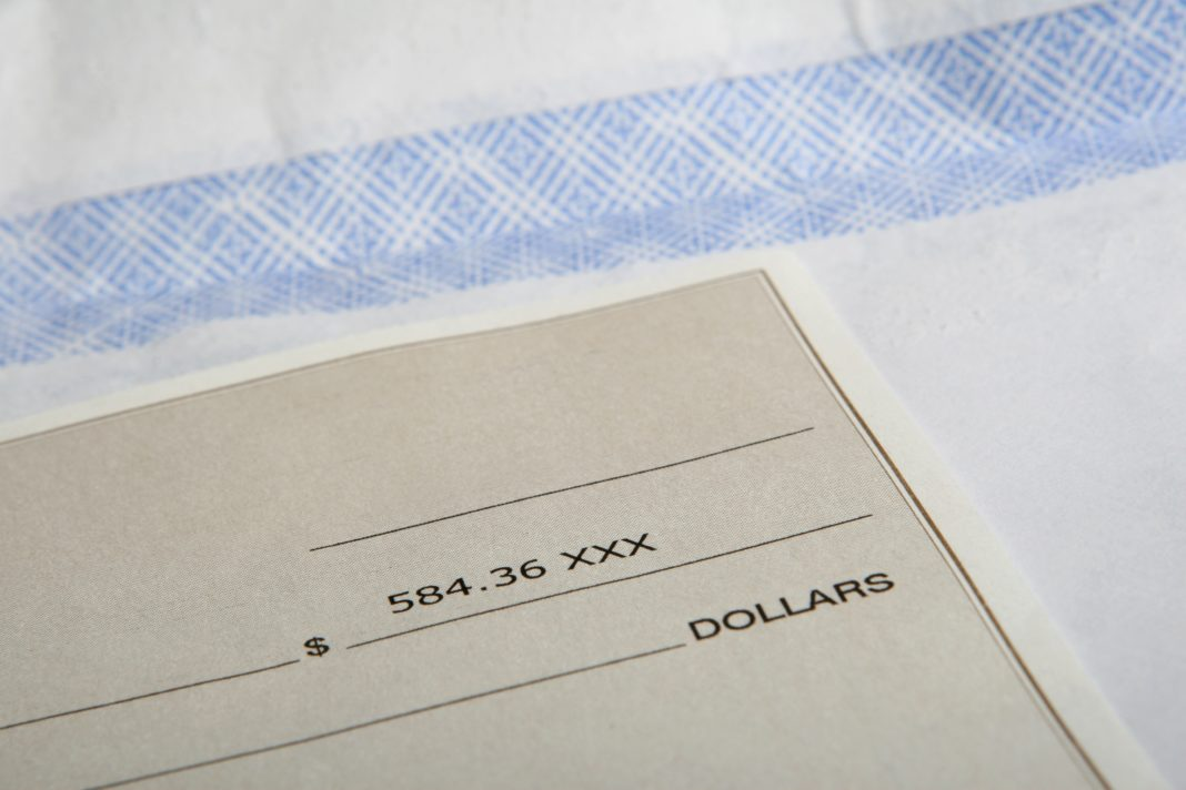 How To Write A Check-How to fill out a check