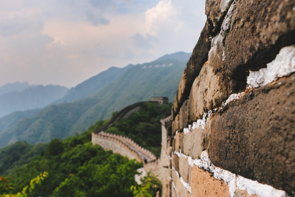 how long is the great wall of china in miles