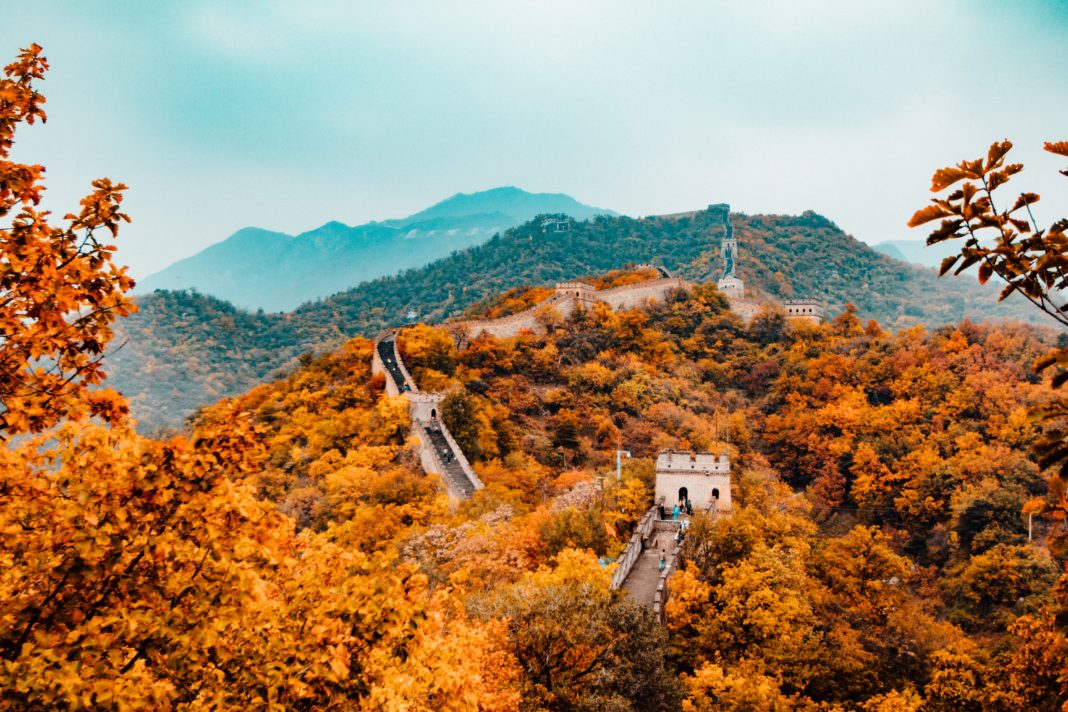 how long is the great wall of china
