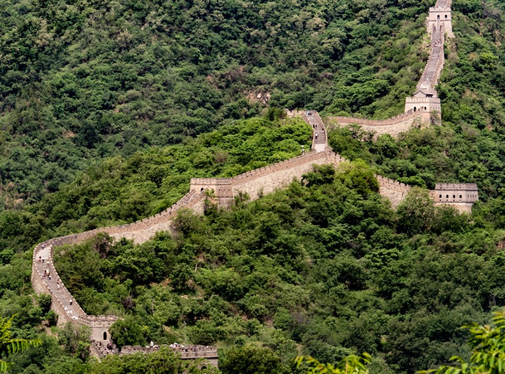 how long is the great wall of china?